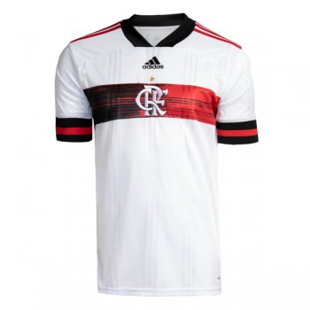 20-21 Flamengo Away Soccer Jersey Shirt