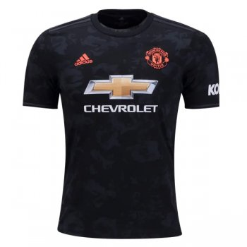 19-20 Manchester United Third Away Soccer Jersey