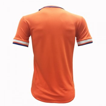 1997-1998 Netherlands Home Retro Soccer Jersey