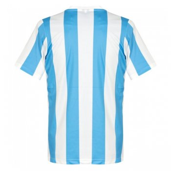 1986 Argentina Blue&White Home Retro Jersey Shirt