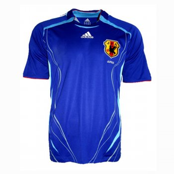 2006 Japan Home Retro Soccer Jersey Shirt