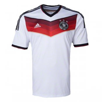 2014 World Cup Germany Home Retro Jersey Shirt