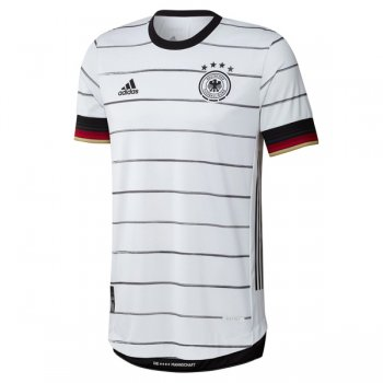 2020 Germany Authentic Home Soccer Jersey (Player Version)