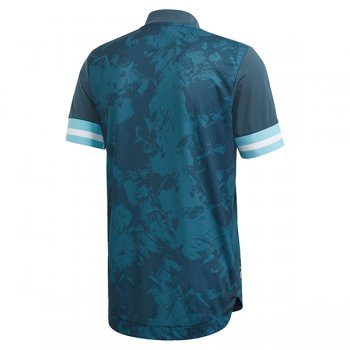 2020 Argentina Authentic Away Navy Soccer Jersey Shirt(Player Version)