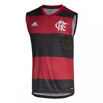 20-21 Flamengo Home Tank Top Jersey