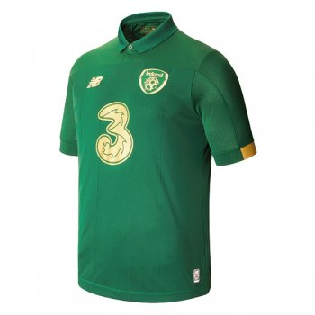 2020 Ireland Home Green Soccer Jersey Shirt