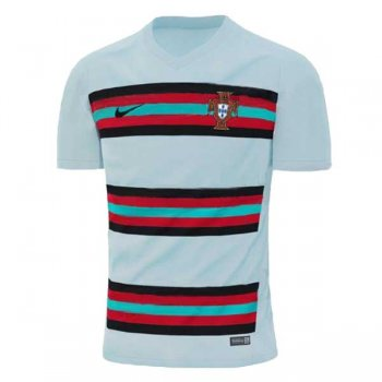 2020 Portugal Away Soccer Jersey Shirt