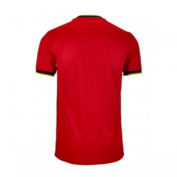 2020 Belgium Home Authentic Soccer Jersey Shirt (Player Version)