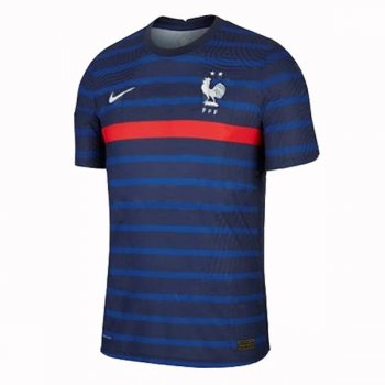 2020 France Home Navy Soccer Jersey Shirt