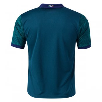 2020 Italy Third Away Green Soccer Jersey Shirt