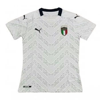 2020 Italy Away Authentic Soccer Jersey (Player Version)