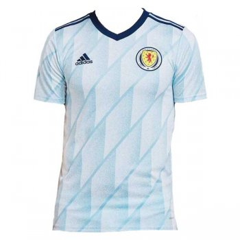 2020 Scotland Away Soccer Jersey Shirt