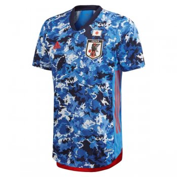 2020 Japan Home Authentic Soccer Jersey (Player Version)