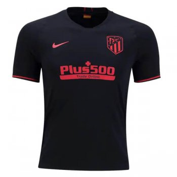 19-20 Atlético de Madrid Away Black Soccer Jersey