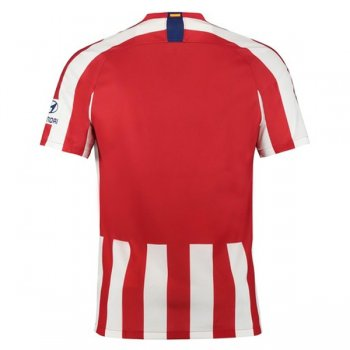19-20 Atletico Madrid Home Jersey Shirt