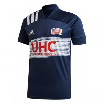 2020 New England Revolution Home Soccer Jersey
