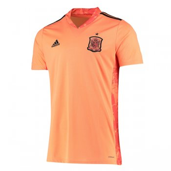 2020 Spain Goalkeeper Soccer Jersey Shirt