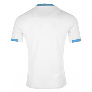 20-21 Olympique de Marseille Home Authentic Jersey (Player Version)