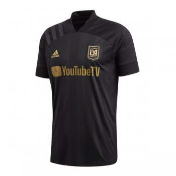 2020 LAFC Home Black Soccer Jersey