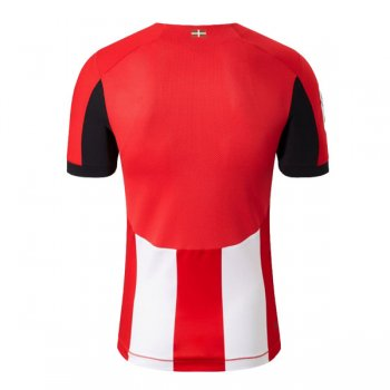 19-20 Athletic Bilbao Home Soccer Jersey Shirt