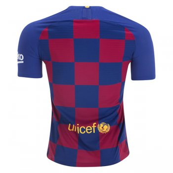 19-20 Barcelona Home Authentic Jersey (Player Version)