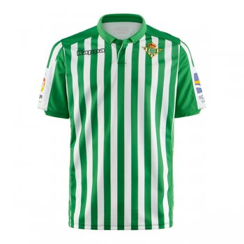 19-20 Real Betis Home Soccer Jersey