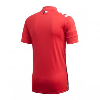2020 FC Dallas Home Red Soccer Jersey