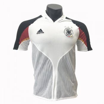 2004 Euro Cup Germany Home Retro Jersey Shirt