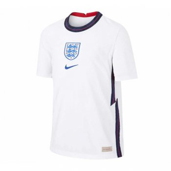 2020 England Home White Soccer Jersey Shirt