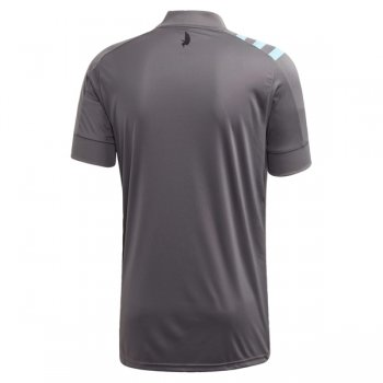 2020 Minnesota United Home Grey Soccer Jersey