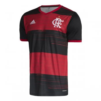20-21 Flamengo Home Soccer Jersey Shirt