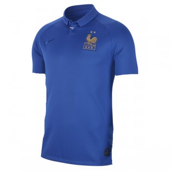 2019 France Centenary Soccer Jersey Shirt