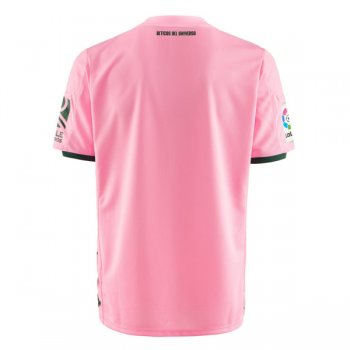 19-20 Real Betis Third Pink Soccer Jersey