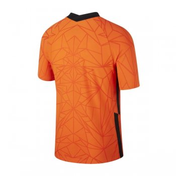 2020 Netherland Home Orange Soccer Jersey Shirt