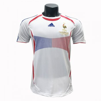 2006 World Cup France Away Retro Jersey Shirt