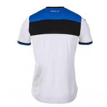 19-20 Atalanta Away White Soccer Jersey Shirt