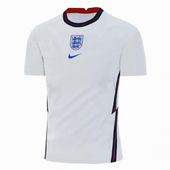 2020 England Home Authentic Soccer Jersey (Player version)