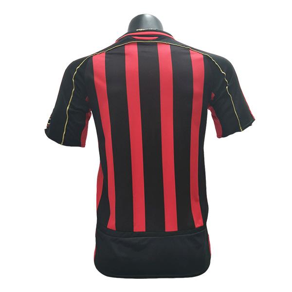 2006-2007 AC Milan Vintage Home Football Shirt ...