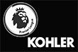 Premier League Badge&Kohler Sleeve Sponsor