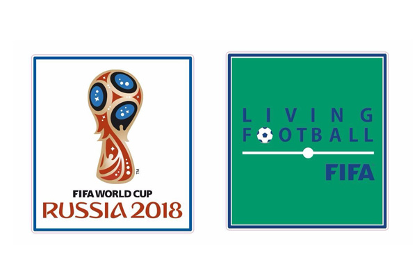 2018 World Cup Badge