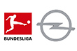 Bundesliga Badge& OPEL Sponsor