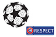 UEFA Nations League &Respect Badge